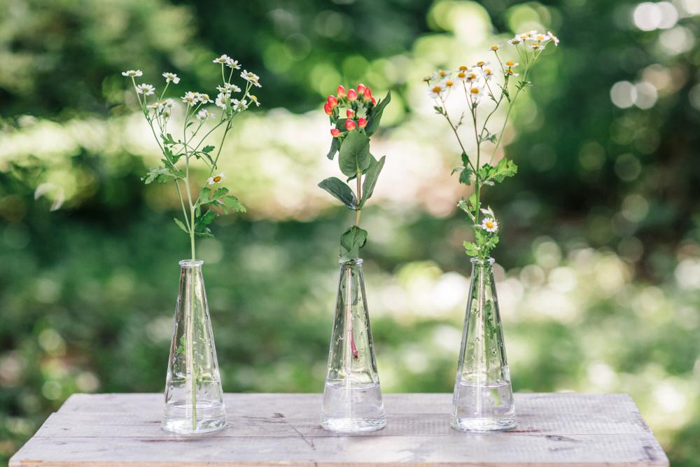 vasen, hochzeit, hochzeitsdekoration, deko, hochzeitsverleih, rostock, mecklenburg vorpommern