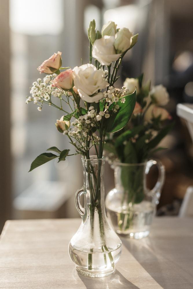 hochzeitsdekoration, dekorationsverleih, hochteitsverleih, vasen, rostock, ausgeschmückt