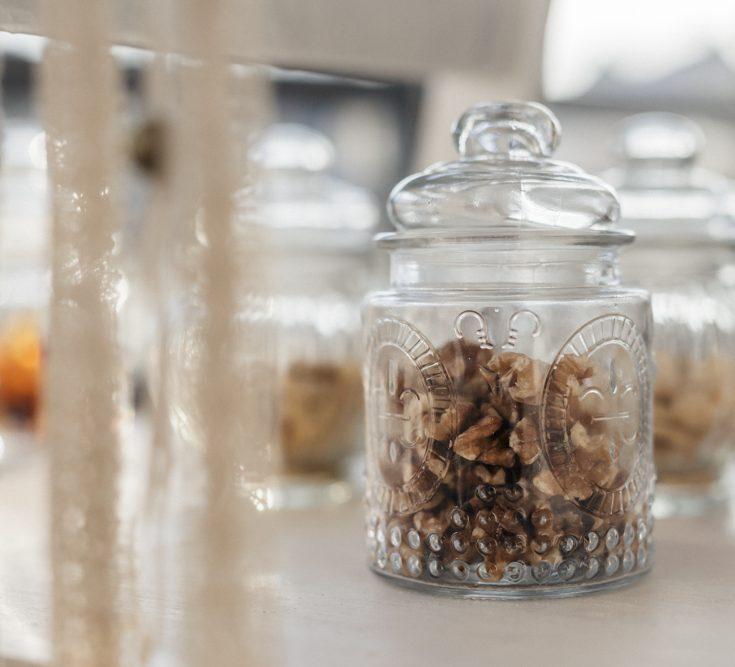 candybar, gefäße für die candybar, hochzeitsdeko, dekoverleih rostock, greifswald, schwerin, stralsund, vintagehochzeit, rustikale hochzeit,candy bar